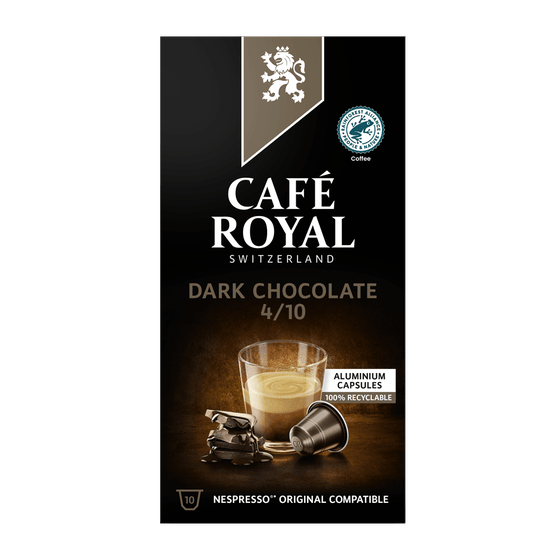 Café Royal - nespresso Kompatibel - Dark Chocolate