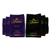 Probierpaket senseo compatible Kaffeepads - Grand Maestro Italiano (216 Pads)