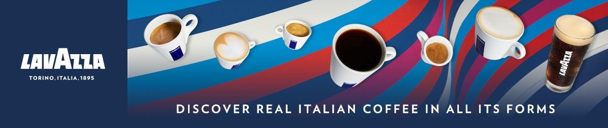 LavAzza | Discover real Italian coffee in all its forms